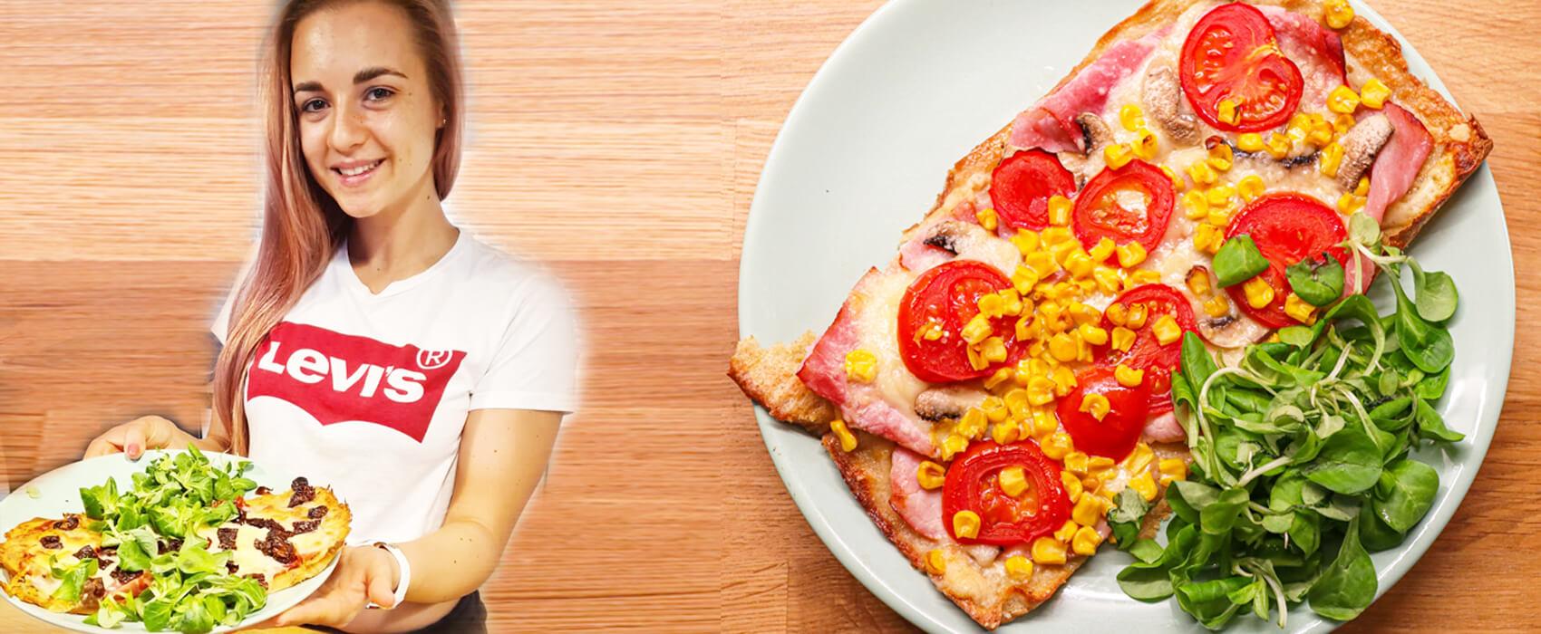 Lexina quinoová pizza